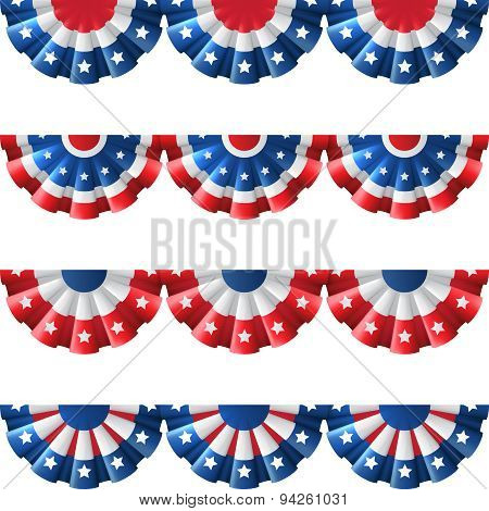 Us Bunting Decoration