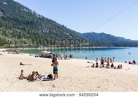 Spring Break, Lake Tahoe