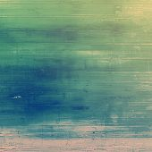 Abstract old background or faded grunge texture. With different color patterns: yellow (beige); gray; blue; green poster