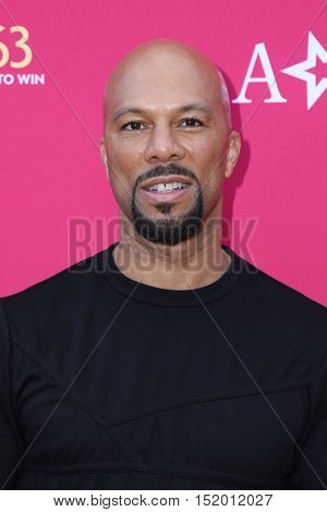 LOS ANGELES - OCT 10:  Common at the