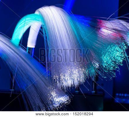 Optical Fibers cable