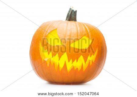 Halooween Pumpkin's Grin