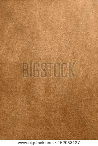 Vertical bronze texture blank paper background template