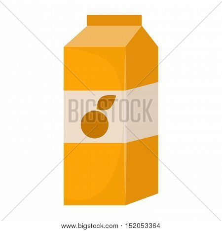 Orange juice drink with fresh fruit in glass. Fresh orange juice drink vector and cocktail with orange fresh drink. Fresh drink cocktail with orange juice drink
