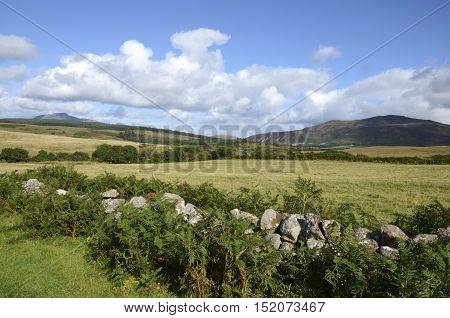 Machire Moor on the Isle of Arran