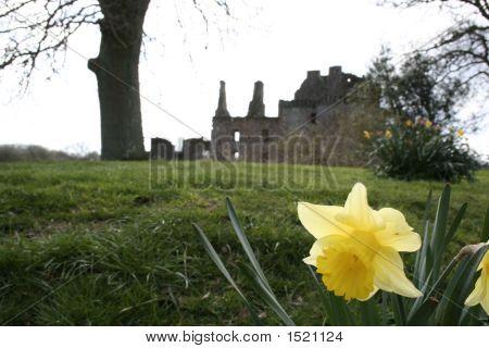 Caelaverock Castle