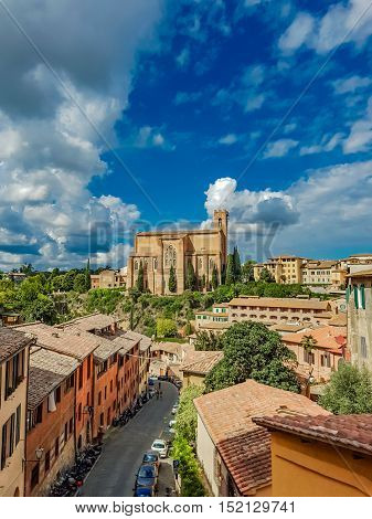 Basilica Cateriniana San Domenico In Siena