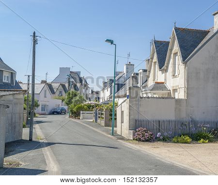 Penmarch In Brittany