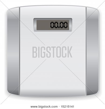 bathroom digital scale
