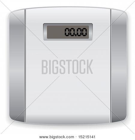 koupelna Digitální váhy