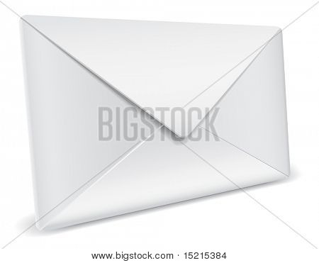 3d detailed envelope