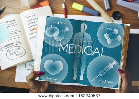 Health Wellbeing Wellness Vitality Healthcare Concept