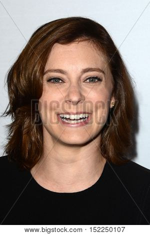 LOS ANGELES - OCT 16:  Rachel Bloom at the 16th Annual Les Girls Cabaret at the Avalon Hollywood on October 16, 2016 in Los Angeles, CA
