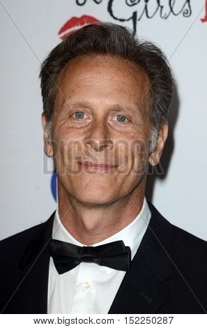 LOS ANGELES - OCT 16:  Steven Weber at the 16th Annual Les Girls Cabaret at the Avalon Hollywood on October 16, 2016 in Los Angeles, CA