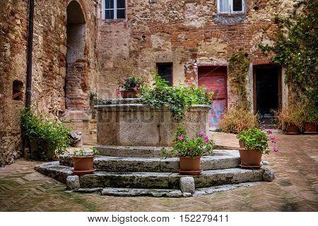 Serre Di Rapolano, Siena - Tuscany