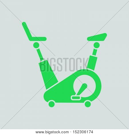 Exercise Bicycle Icon