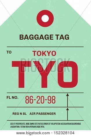 Baggage Tag 2