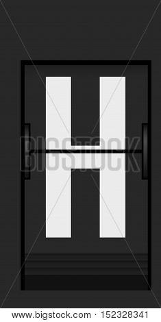 Split Flap Mechanical Board Detail