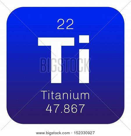Titanium Chemical Element
