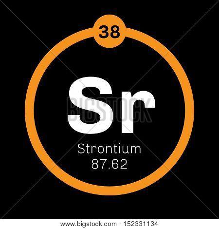 Strontium Chemical Element