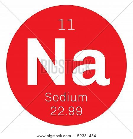 Sodium Chemical Element