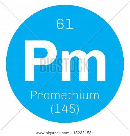Promethium Chemical Element