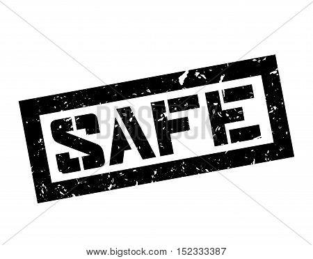 Safe Rubber Stamp