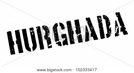 Hurghada Rubber Stamp