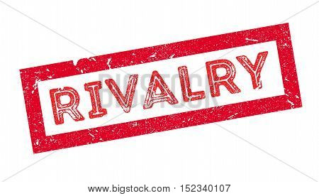 Rivalry Rubber Stamp