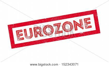 Eurozone Rubber Stamp