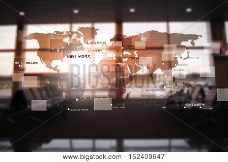Avaitaion Abstract Business Interface