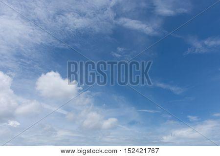 blue sky background with tiny cloudsblue skyblue sky with cloud closeup