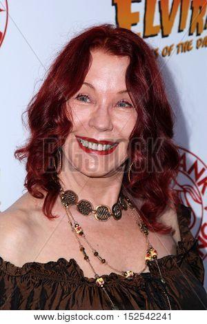 LOS ANGELES - OCT 17:  Pamela Des Barres at the