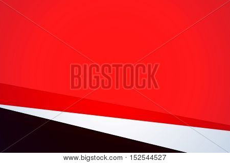 red color abstract multiply shape layer background