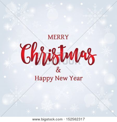 Happy New Year Background for your Flyers and Greetings Card. Ideal to use for parties invitation Dinner invitation Christmas Meeting events . Merry christmas and happy new year. Celebration.