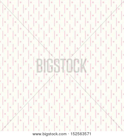 Pastel seamless patterns. Gentle, simple, concise patterns, backgrounds, Pastel colors, pink.