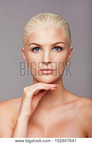 Aesthetics Beauty Portrait