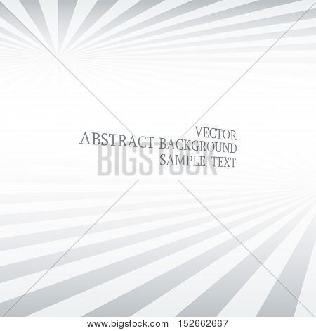 Abstract background of Gray stripes or lines uchidashi into the distance.Vector background design