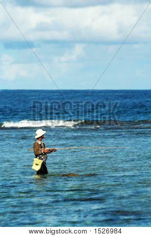 Guam Fisherman