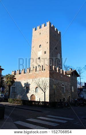 Vanga Tower I, Italyn Trento