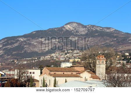 City View In Trento, Italy