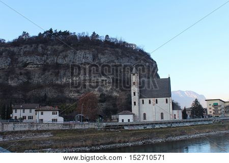 Church Of Sant'apollinare, Trento, Italy