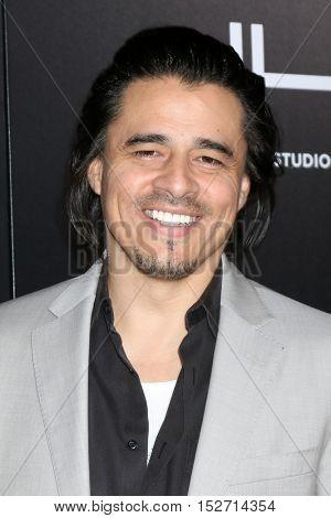 LOS ANGELES - OCT 17:  Antonio Jaramillo at the