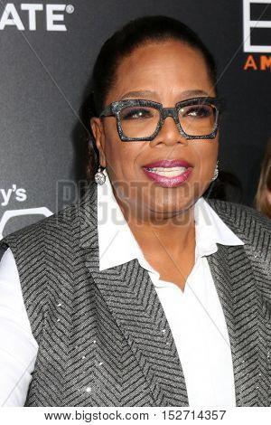 LOS ANGELES - OCT 17:  Oprah Winfrey at the