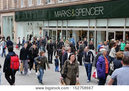 Marks Spencer Store