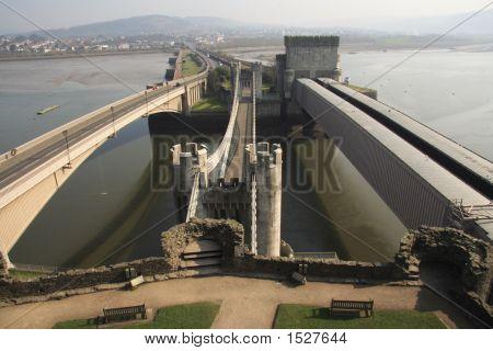 Conwy Bridges