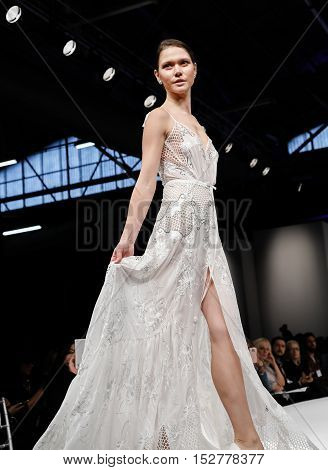 Bridal Couture From Israel Spring 2017