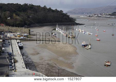 Conwy Quay & Estuary