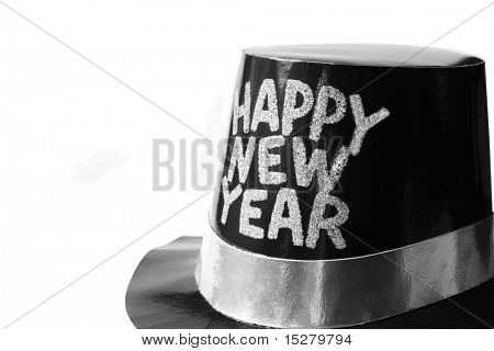Top hat, Happy new year!
