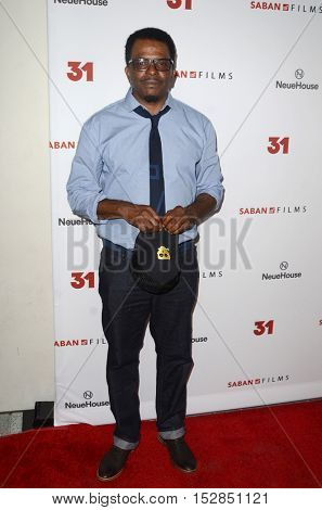 LOS ANGELES - OCT 20:  Kevin Jackson at the Special Screening of